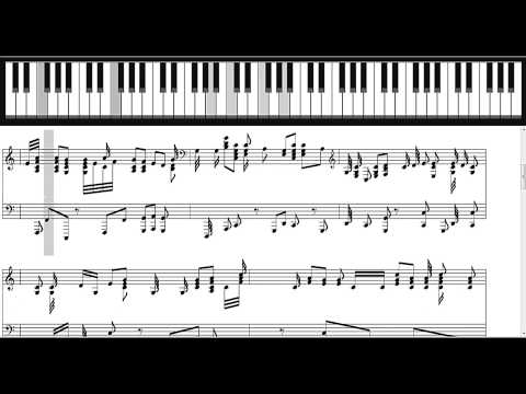 Learn How to Play Big Rock Candy Mountain Folk Music on Piano