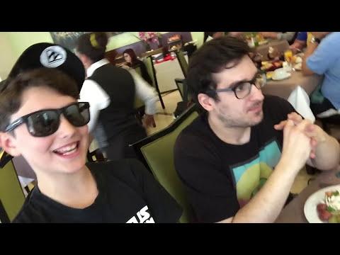 Club Media Fest Mexico: En el Hotel junto al ElRubius, Mangel, Luzu, aLexBY11, byViruZz