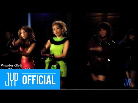 Wonder Girls 'The DJ Is Mine' M/V