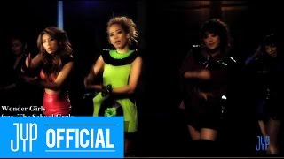 "Wonder Girls ""The DJ Is Mine"" M/V"