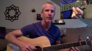 It All Fades Away Guitar Lesson
