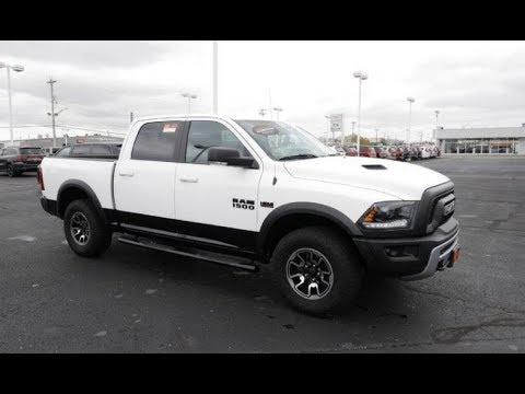 2015 Ram 1500 Rebel For Sale Dayton Troy Piqua Sidney Ohio | CP15457T
