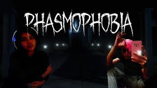 Phasmophobia With Anzela