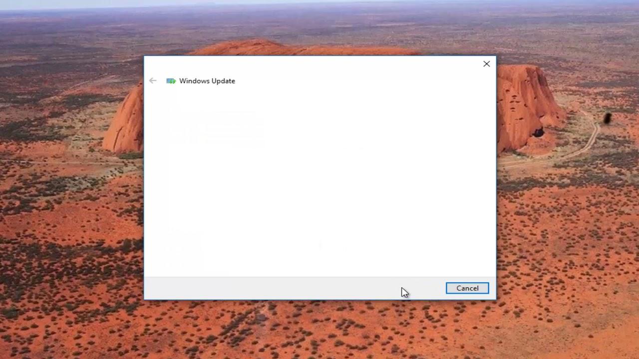 How to Fix Error 0x80070005 When Updating Windows 10/8/7
