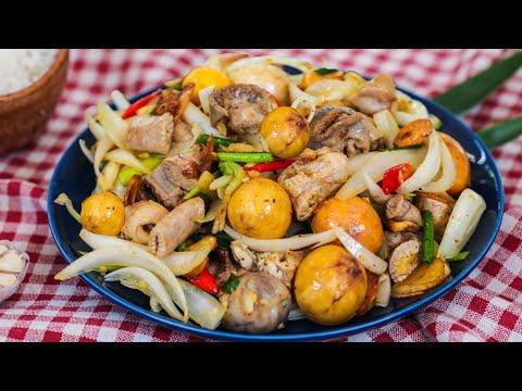 Cách Làm Tràng Trứng Gà Non Cháy Tỏi Chiêu Đãi Gia Đình | Feedy Món Ăn Ngon