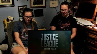 Justice League COMIC CON Trailer - Reaction and Review!