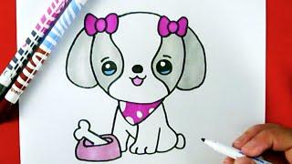 Como Dibujar Un Perro Bulldog Paso A Paso Os Enseñamos A Dibujar Un