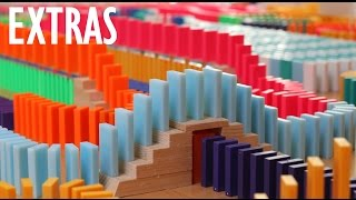 Extras - A Colorful Domino Day