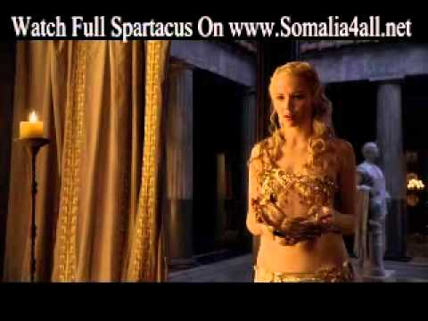 Download Spartacus Blood and Sand HD Trailer 10-Party Favors