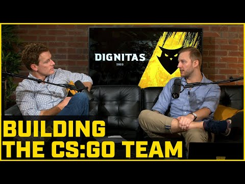 Building the CS:GO Team: A Talk with DIG CEO Prindi and Coach / General Manager Fifflaren