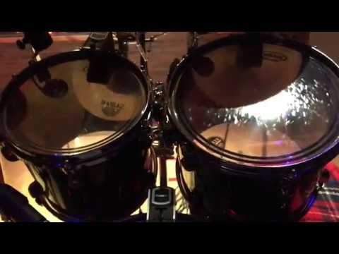 AT THE GATES – New Album (Drum Set-Up for Recordings)