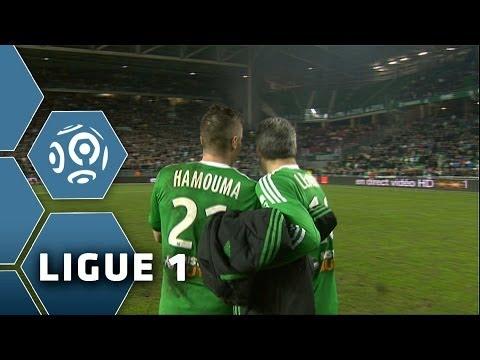 AS Saint-Etienne - AS Monaco FC (2-0) - 01/03/14 - (ASSE-ASM) - Résumé
