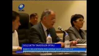 Kanal 35 - Selçuk'ta tahsisler iptal