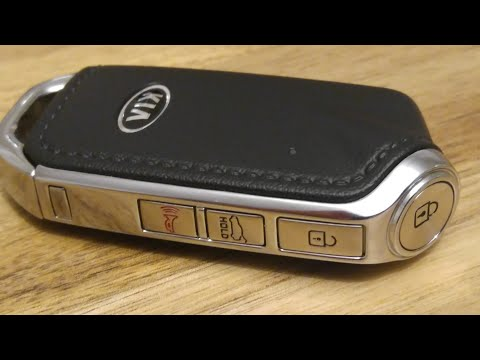 Kia Stinger Key Fob Battery Replacement – Easy DIY