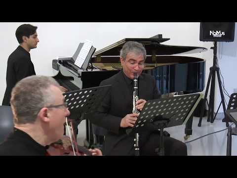 "Lucio Gregoretti, ""Richiami"" - NED Ensemble"