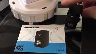 LewanSoul LX-16A Servo Connected To EZ-B v4 or IoTiny