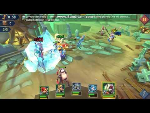 Игра Lords Mobile прохождение элитки 5-6
