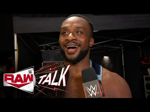 Big E is joined by The New Day for first interview as WWE Champion: Raw Talk, Sept. 13, 2021
