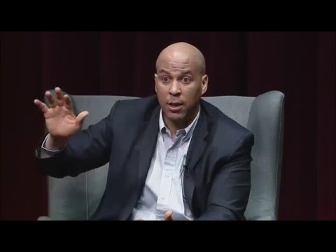 United: Saturday with Senator Cory Booker