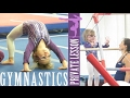 Private Gymnastics Lesson with New Sport Glasses!