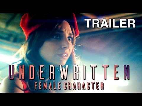Underwritten Female Character: The Movie