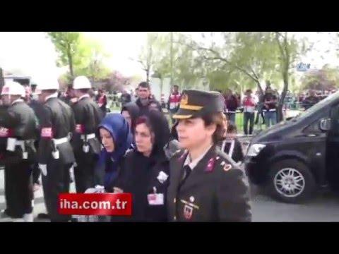 Şehit Binbaşı Karaman Son Yolculuğuna Uğurlandı   İhlas Habe