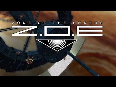 ZONE OF THE ENDERS HD EDITION 最高難易度でプレイ Part.1