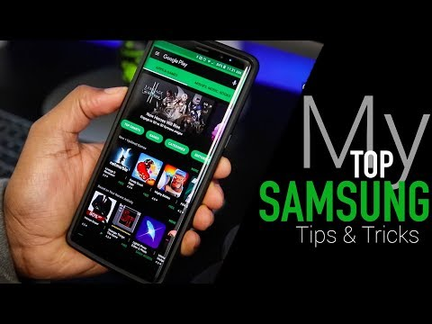 Samsung Galaxy Note 8 | My Top 5 Android Tips | Two Minute Tips Part 3