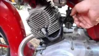 1964 Honda CA95 Benly Walkaround and Running