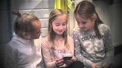 Wäinö Aaltosen koulun 3A-luokka: EI KIUSATA!