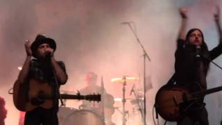 Slight Figure of Speech - Avett Brothers - Asheville, NC 2014.11.01