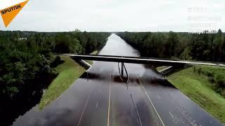 Conséquences sinistre de l'ouragan Florence