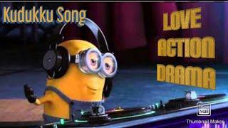 Kudukku Song (On The Floor Baby) By Minions Version