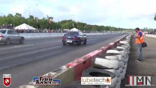 Tam Subaru 10.04 @ 140 @ TTASA Competition Drag Event #3 July 2017