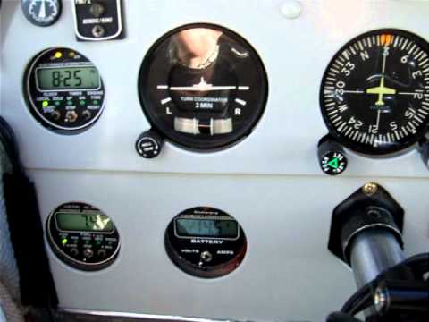 My Cessna Cardinal 177 N370S goes from 00V to KVTN and back!