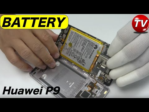 Huawei P9 Battery Replacement