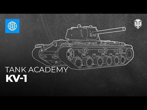 Tank Academy #2: KV-1