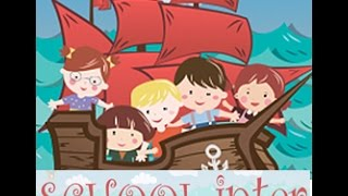 Окружающий мир с Катей Буняк. 3 класс. дистанционная школа School-inter.net