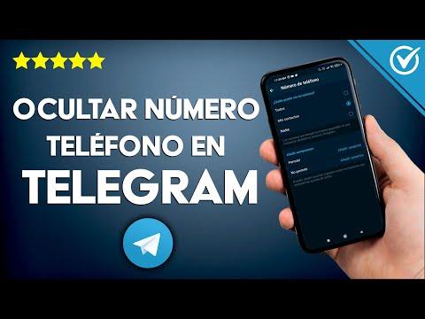 Cómo Ocultar en Telegram el Número de Teléfono en Android e iOS