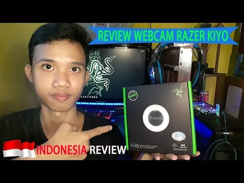 REVIEW WEBCAM RAZER KIYO || For Streamers On The Go || INDONESIA REVIEW