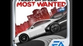 Need for Speed Most Wanted Android App Video Review - CrazyMikesapps