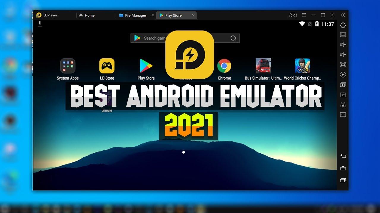 Best Android Emulator 2021 Best Android Emulator for PC 2021!   YouTube