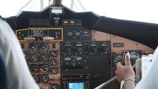 Flug von Praslin nach Mahé | Seychellen