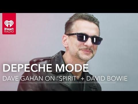 Depeche Mode's Dave Gahan – Talks New Album 'Spirit' + 2017 World Tour | Exclusive Interview