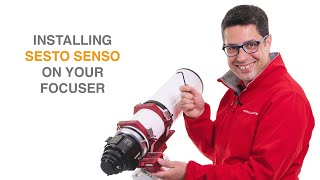 Installing SESTO SENSO On Your Focuser