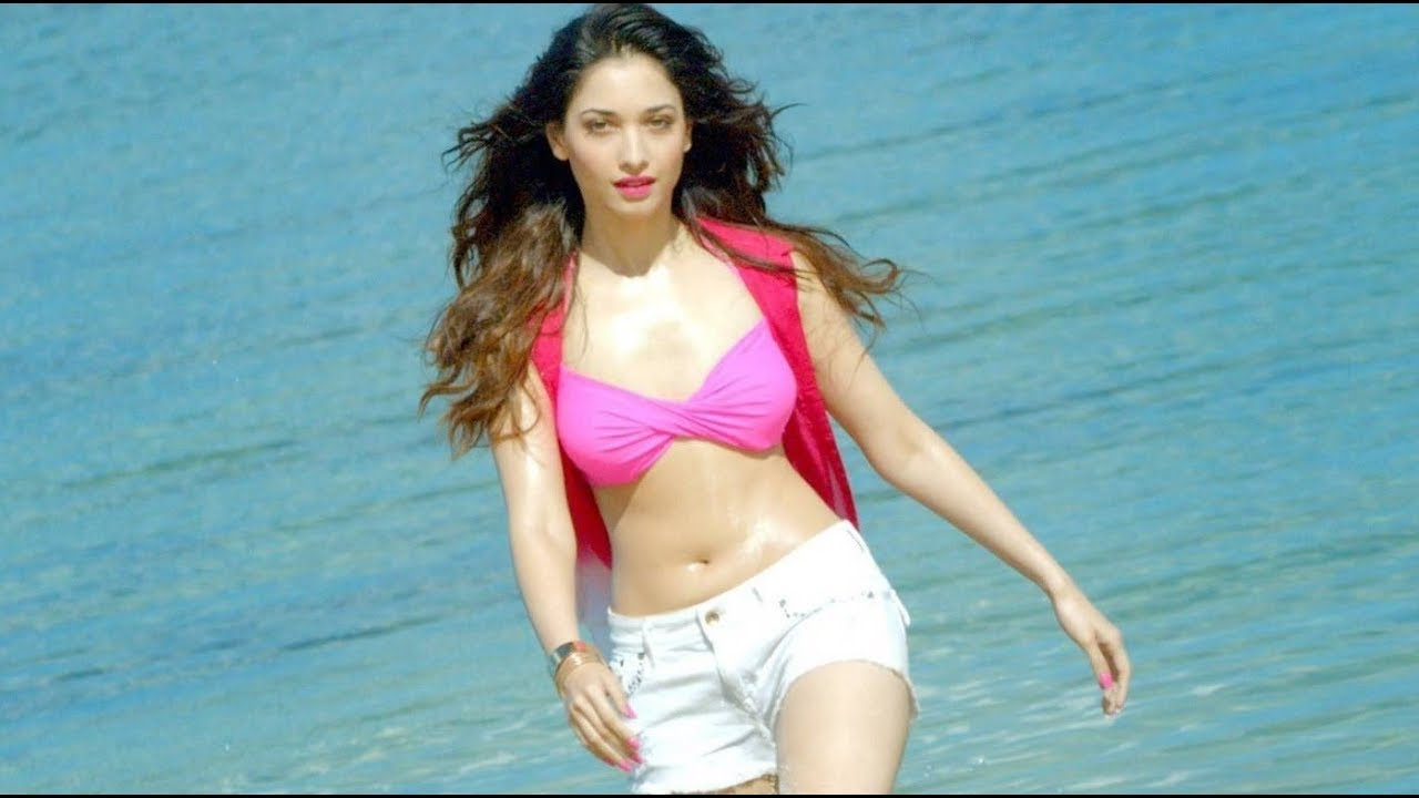 Hot Tamanna Bhatia Moves