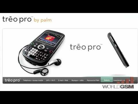 WORLDGSM : PALM TREO PRO 3/4