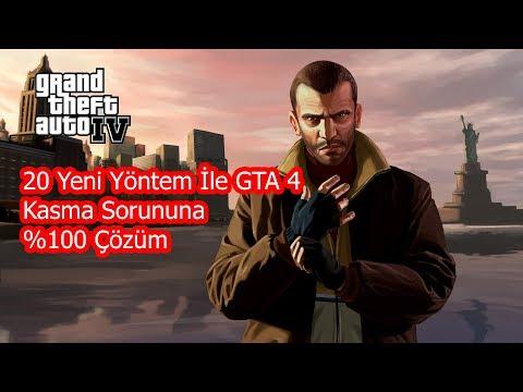 GTA 4 - 20 Yöntemle FPS Arttırma  -  Saftirik Tilki Farkıyla