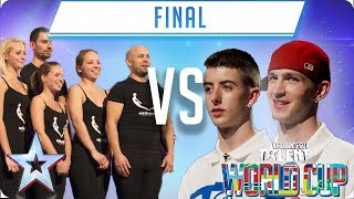 FINAL: Attraction vs Twist & Pulse | Britain's Got Talent World Cup 2018