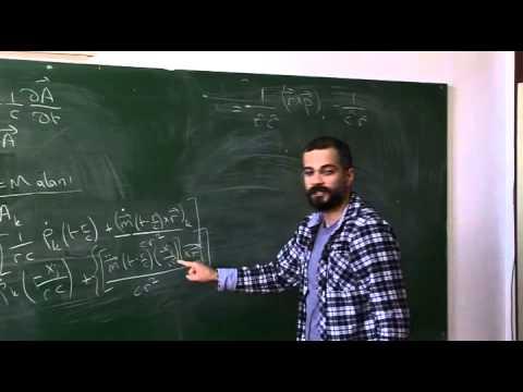 Lecture 26 - Klasik Elektrodinamik - W12L01